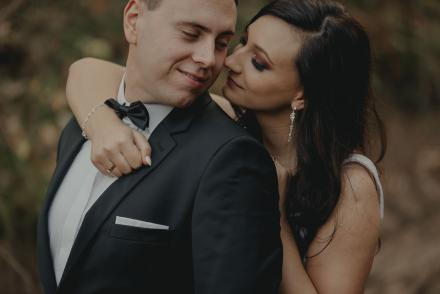 Patrycja & Krzysiek – (późno)jesienna sesja ślubna