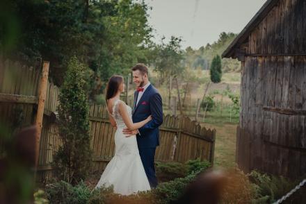 Ewelina iPiotrek – sesja ślubna wwinnicy