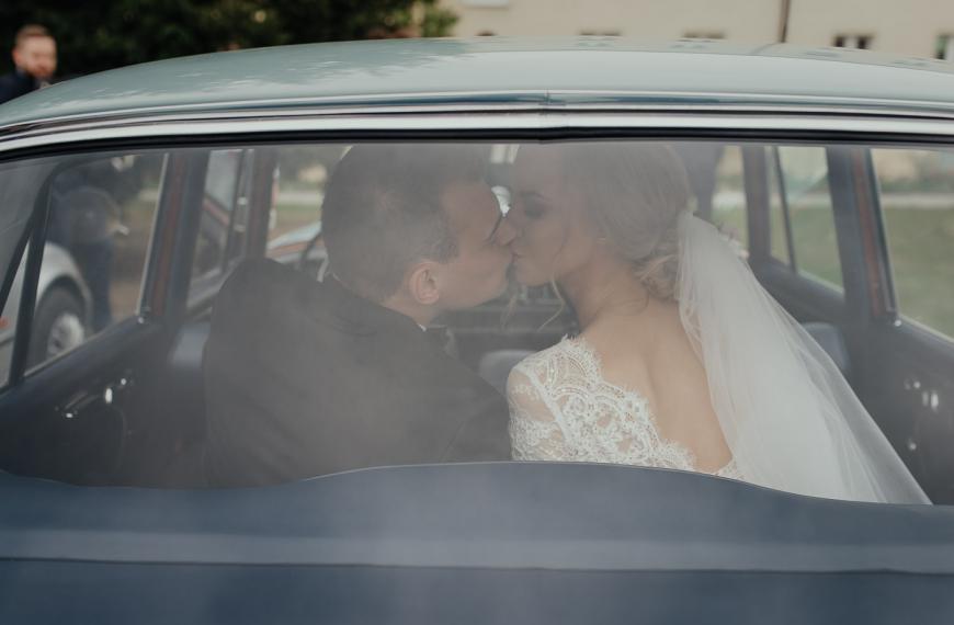 Baśniowy ślub ibaśniowe wesele Kasi iMateusza