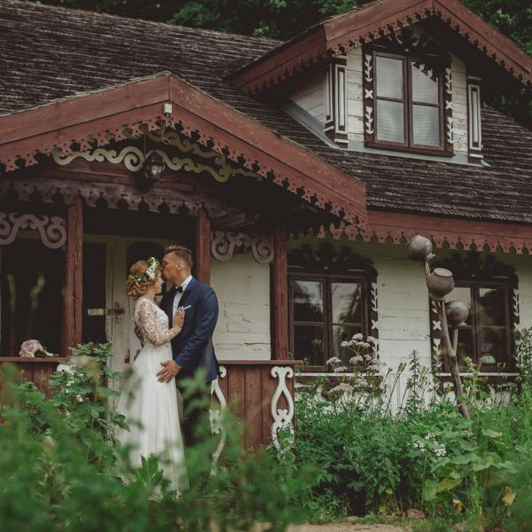 Marlena iMarcin - bajeczna opowieść ślubna