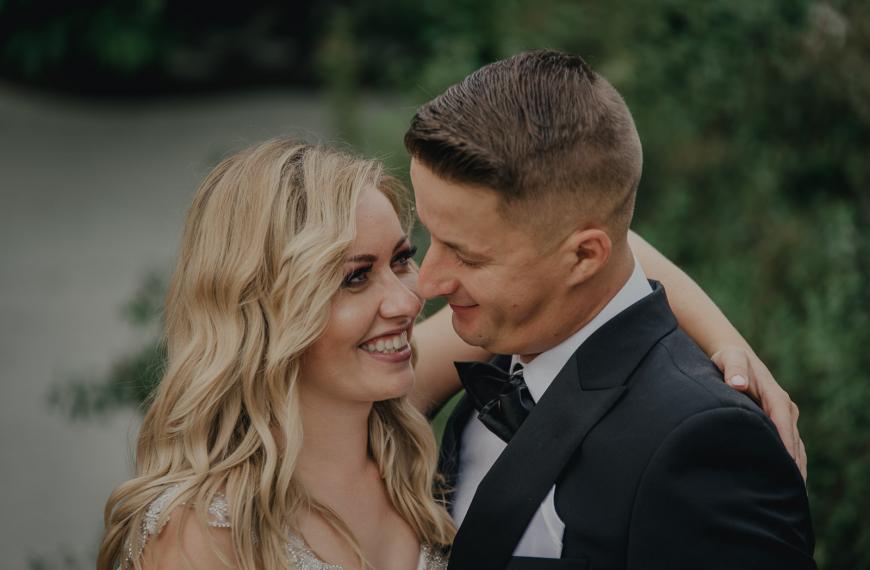 Ewa & Robert – bajeczne wesele wPałacu Nogalin