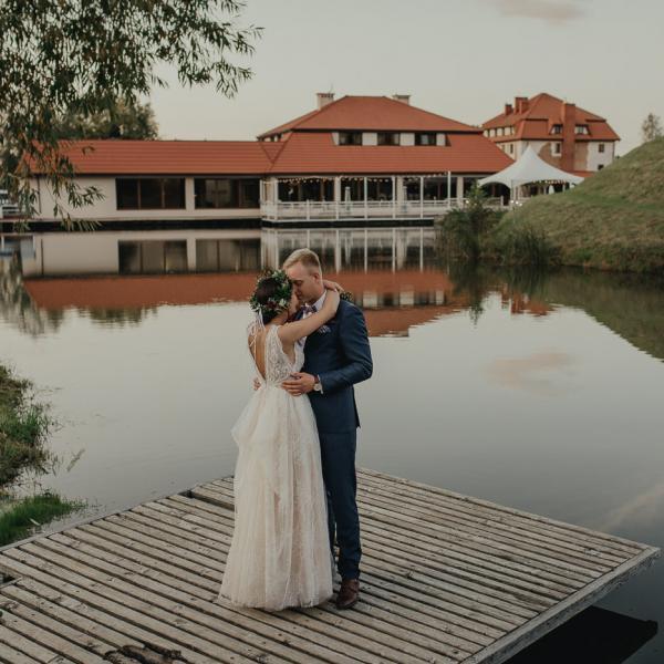 Ewelina iMaciej - stylowe wesele wBobrowym Dworze