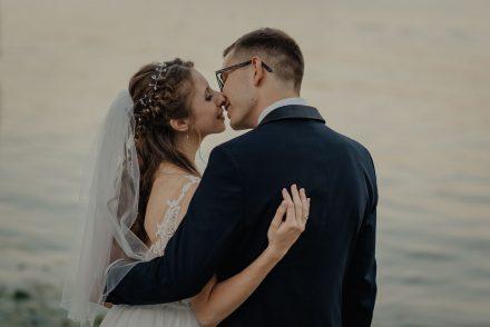 Ola iOlek – żeglarskie wesele wKlubie Mila