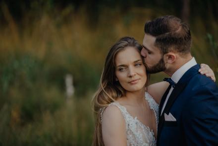 Ola iMarcin – romantyczny plener ślubny