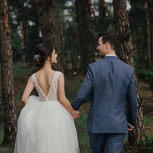 Maja iPrzemek - rustykalne wesele wDworze Hulanka